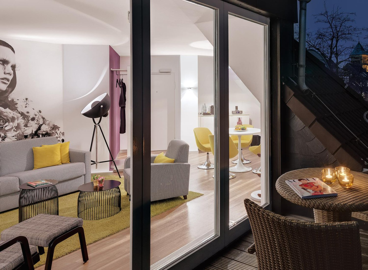 Suite Boutique Hotel Düsseldorf