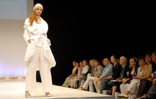 Catwalk and fashion show Duesseldorf