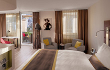 Executive King Room - Hotel Indigo Dusseldorf Victoriaplatz